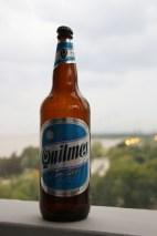 Quilmes: bière nationale argentine © Clémence de Sagazan