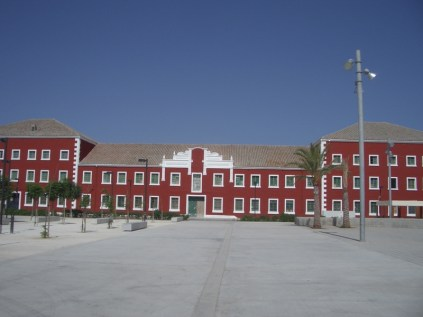 Cuarteles de Es Castell