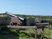 Fort Marlborough (Cala S. Esteve)