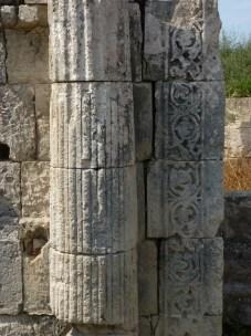 Castillo San Felipe (detalle capilla)