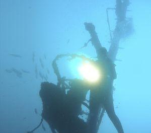 El misterio de los barcos hundidos