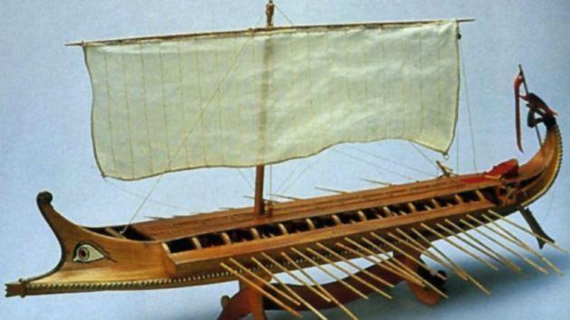 Completan el «rompecabezas» de un antiguo barco de guerra griego en el sur de Rusia