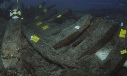 Arqueólogos hallan barco español del siglo XVI hundido en mar Jónico
