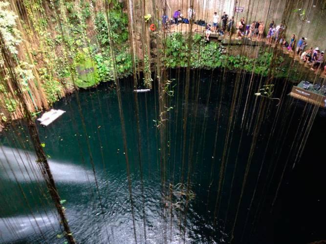 Cenotes de Yucatán guardan 'genes' de toda latinoamérica