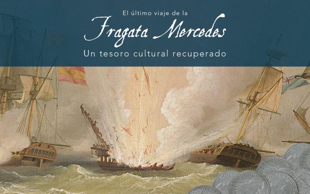 """Tesoro de fragata """"Mercedes"""" comenzará exposición itinerante en Alicante"""