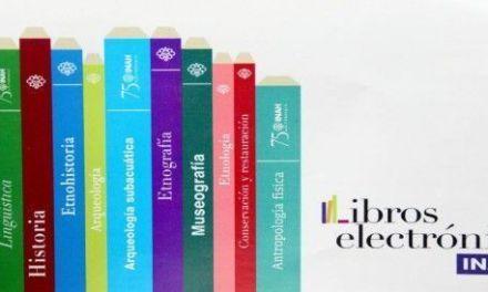 El INAH te invita a descargar libros electrónicos de León-Portilla, Gamio y Florescano entre otros