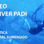 Curso de buceo Open Water Diver PADI e Introducción a la Arqueología Subacuática y al Patrimonio Cultural Sumergido