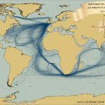 18th Century shipping mapped using 21st Century technology
