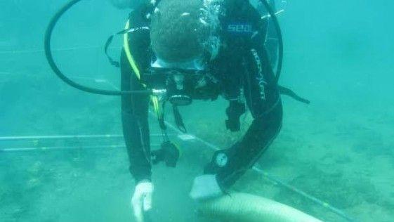 Kenia descubre los restos de un gran barco portugués del siglo XV