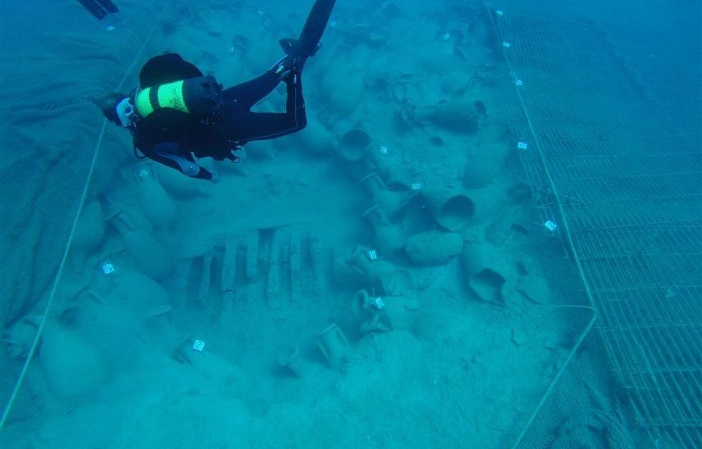 Declarado Bien de Interés Cultural el yacimiento arqueológico subacuático Bou Ferrer de La Vila Joiosa