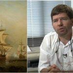 """Arqueólogo colombiano pide dejar el galeón San José bajo el mar y no llamarlo """"tesoro"""""""