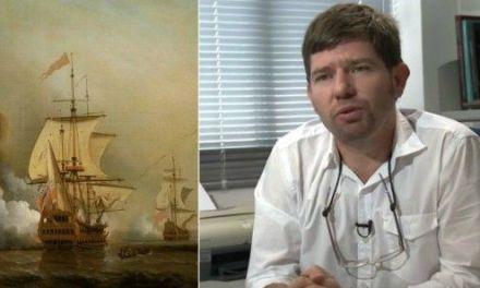 Arqueólogo colombiano pide dejar el galeón San José bajo el mar y no llamarlo «tesoro»