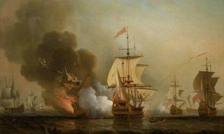 El galeón San José no se hundió por ataque de ingleses, sino por daño en su estructura