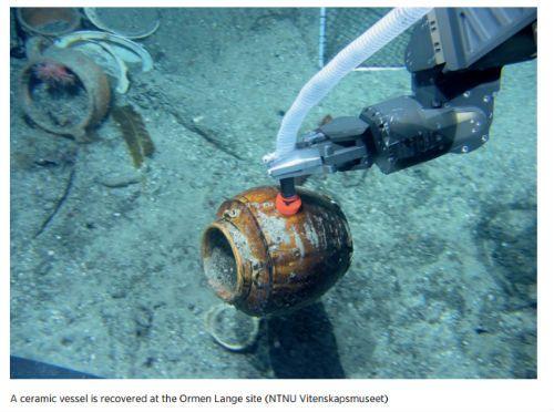 La ciencia y la tecnología detrás del hallazgo del galeón de San José