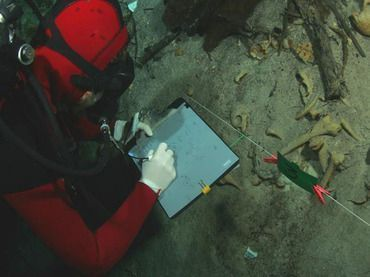 Hallazgo supera lo encontrado en el cenote Chichén Itzá