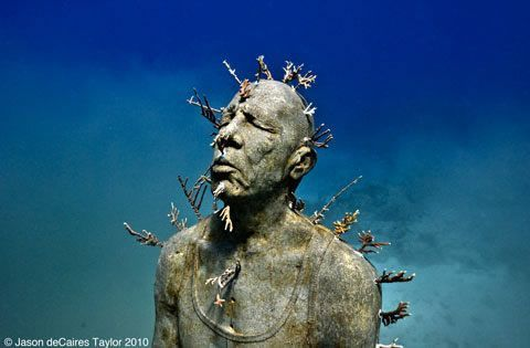 El primer museo subacuático de Europa inicia su andadura en Lanzarote