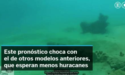 Los galeones hundidos cuentan la historia de los huracanes