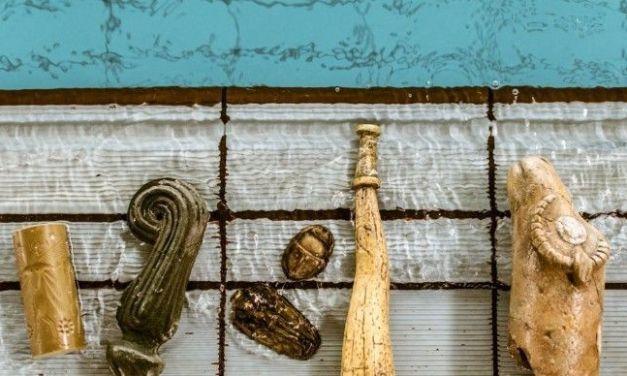 Arqueología subacuática en el fondo del mar de Tarazona