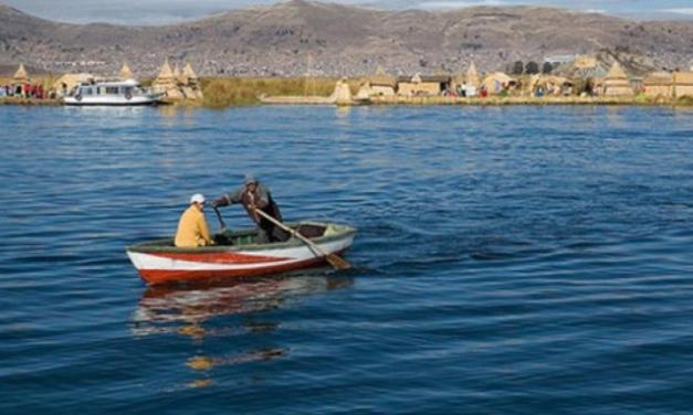Culturas confirma continuidad de trabajos de arqueología subacuática en el Lago Titicaca