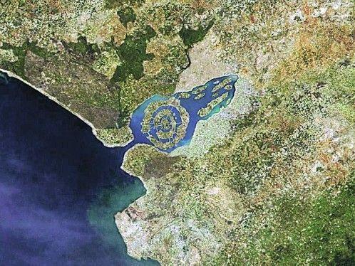 La Atlántida revive en Doñana después de 3.000 años