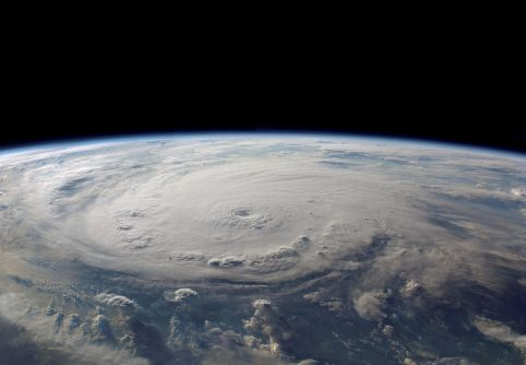Hurricane formation can be affected by a range of factors, from the temperature of the air and the sea to the wind speed at sea level and aloft, to the activity of the Sun. Photo by NASA JSC/Michael Benson/Kinetikon Pictures/Corbis