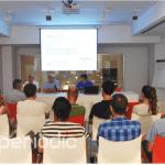 Comienza el practicum de Documentación y Preservación del patrimonio arqueológico subacuático de la UV en Villajoyosa