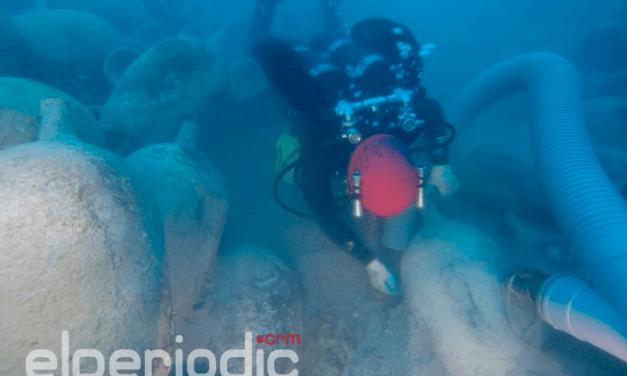 La Philipps Universität de Marburg de Alemania organiza un curso práctico de arqueología subacuática en Villajoyosa