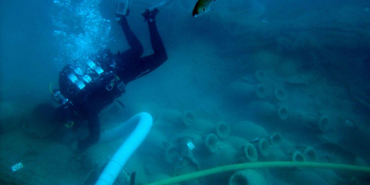 Cultura registra más de un centenar de yacimientos arqueológicos bajo el mar