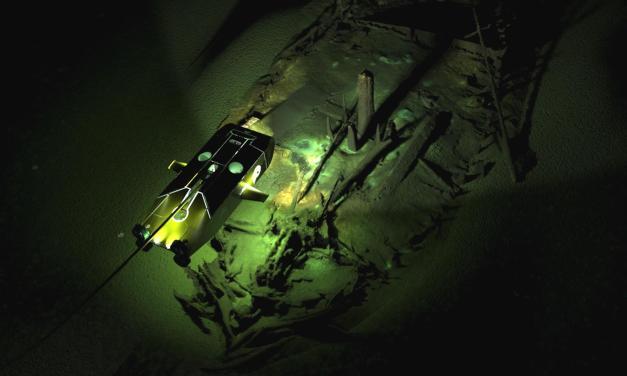 Los investigadores buscan antiguas superficies terrestres que quedaron anegadas siglos atrás, durante la prehistoria del mar Negro