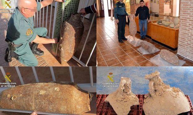 La Guardia Civil y ARQVA celebran las 'III Jornadas de Protección del Patrimonio Cultural Subacuático'