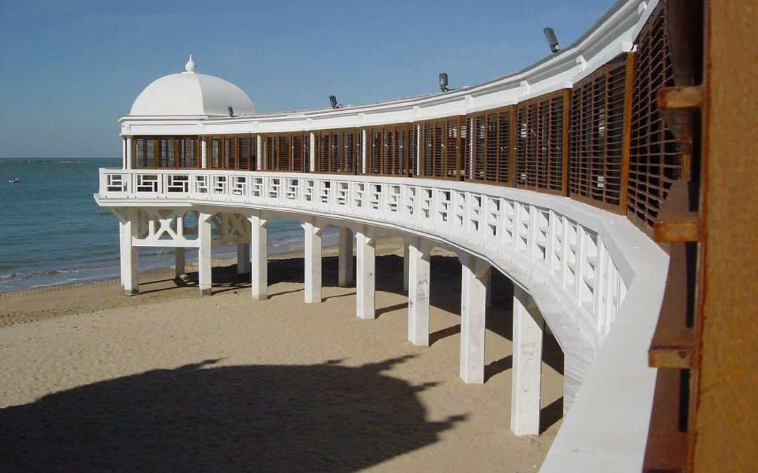 Un cuarto de siglo que el Balneario de la Palma se abrazó a la arqueología