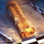 La diosa chipriota descalza que ha aparecido en un pecio del siglo VII antes de Cristo