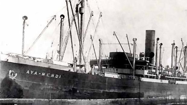 Descubren los restos de un buque nazi hundido por Stalin que podría esconder un gran tesoro oculto «Boy Federsen»