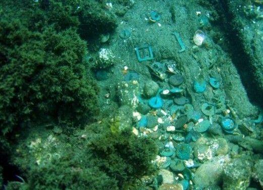 San Pedro: museo bajo el mar