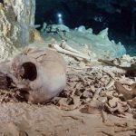 Los huesos hallados en una cueva sumergida de México desafían la idea sobre los primeros americanos