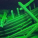 Barcos romanos permanecen intactos en el fondo del Mar Negro