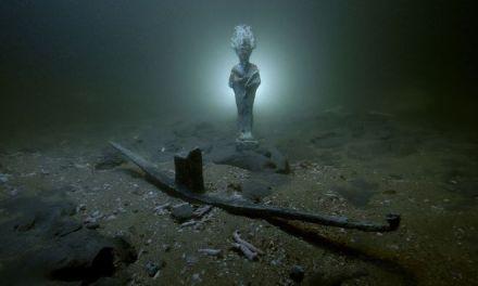 Hallados tres naufragios romanos en las ciudades sumergidas de Alejandría