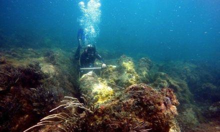 Grandes hallazgosen las profundidades del mar frente a las playas deSisal