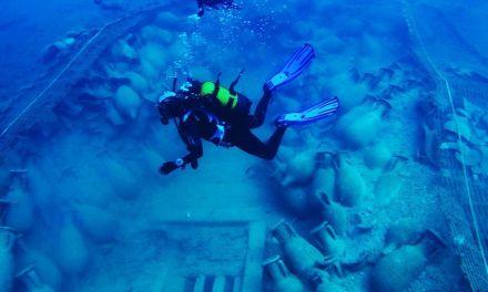 Comienzan en la Vila Joiosa las visitas al único yacimiento subacuático de España: una nave hundida hace casi 2.000 años