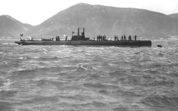 Italia encuentra un submarino hundido por error en la I Guerra Mundial – Capraia