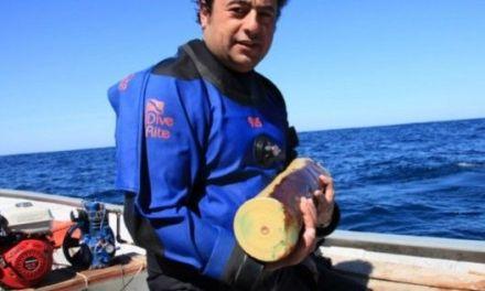 Roberto Junco, nuevo subdirector de Arqueología Subacuática del INAH en México