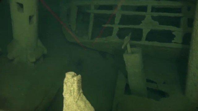 Hallan un barco de la época de Colón en perfecto estado de conservación en el Mar Báltico