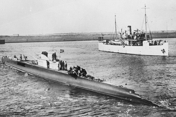 Shipwrecks of WWII submarines mysteriously vanish