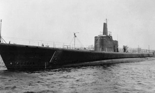Hallan en EEUU un submarino desaparecido durante la Segunda Guerra Mundial