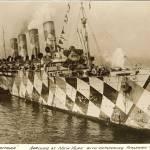De cómo pintar barcos con colores chillones ayudó a ganar la Primera Guerra Mundial