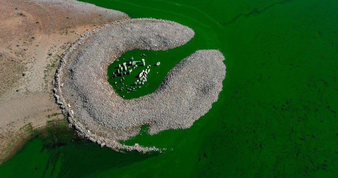 Campaña de prospección subacuática en el Dolmen de Guadalperal y el yacimiento de Augustóbriga
