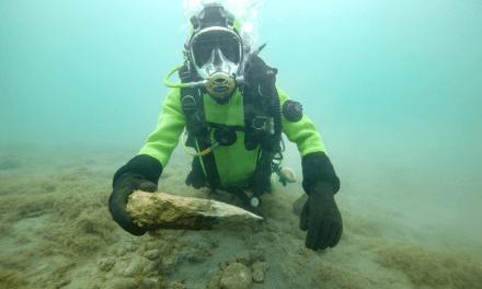 Sacando a flote antiguos asentamientos alpinos enterrados bajo el agua