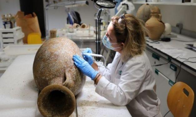 Una exposición mostrará el patrimonio arqueológico hallado bajo el mar en Formentera