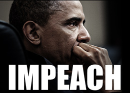 Obama impeachment fire is burning brightly