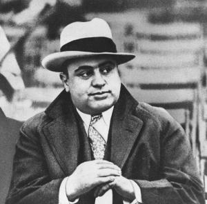 Al Capone, a model for Alinsky